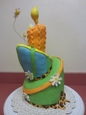 topsy cake