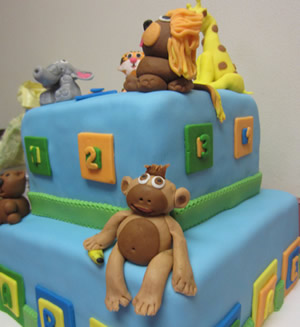 Baby Shower Cakes Morgantown Wv